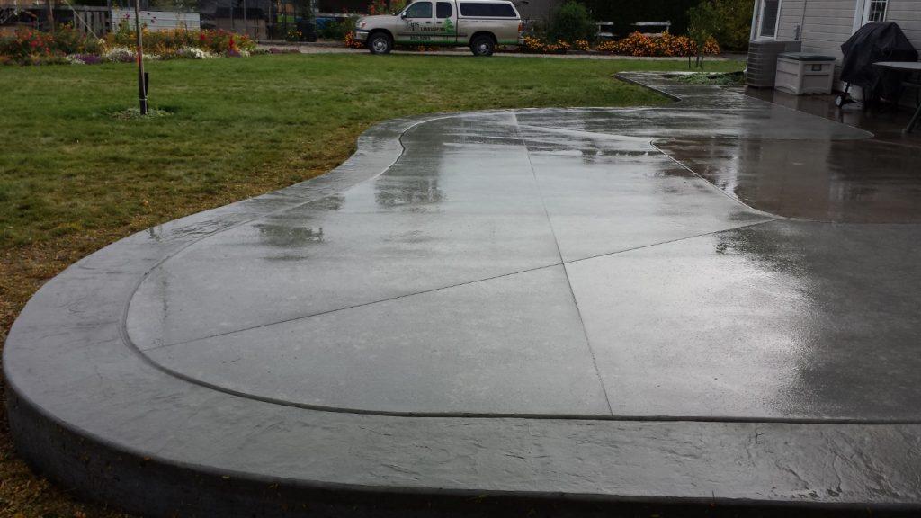 boise id concrete pavers