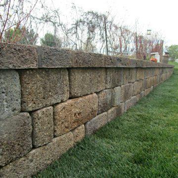 retaining wall boise