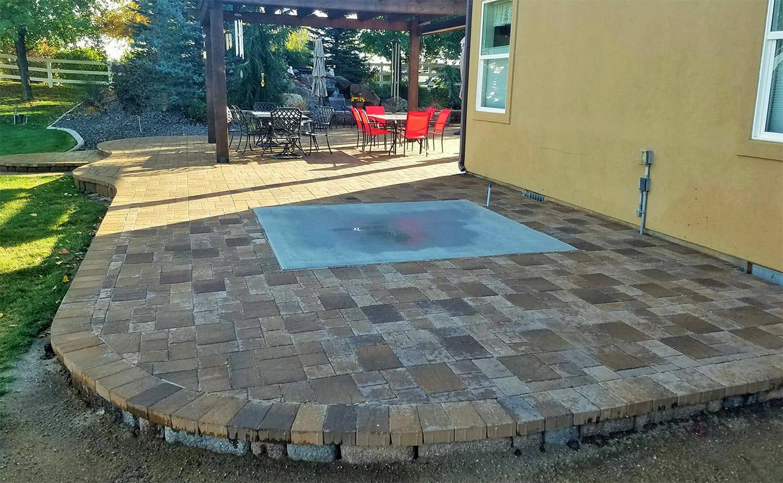 concrete pavers boise idaho